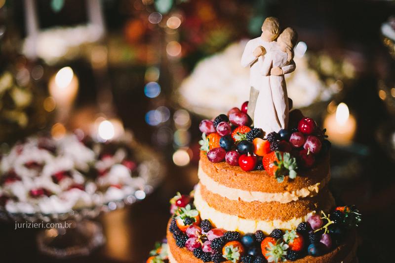 Tendência – Naked Cake