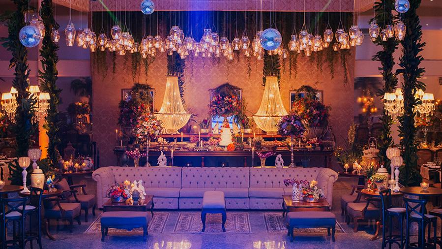 Sensational Salao De Festas Para Casamentos E Eventos Campinas Sp Home Interior And Landscaping Spoatsignezvosmurscom