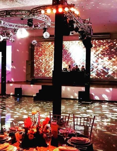 Salão de Festa para Casamento em com palco Amplo